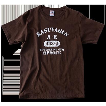 Tシャツ/クライミングジム